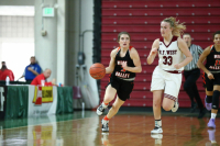 Gallery: Girls Basketball West Valley (Spokane) @ W F West